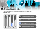 Global Corporate powerpoint themeprofessional
