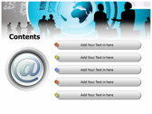 Global Corporate ppt templates
