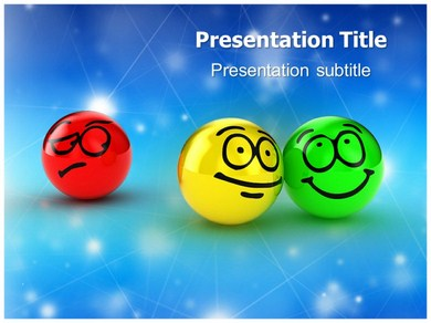 Emotions Powerpoint Templates
