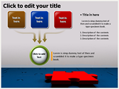 Business Puzzle powerpoint themes download