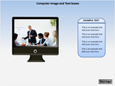 Computer Systems powerPoint template