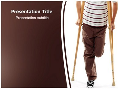 Disabilities Powerpoint Templates