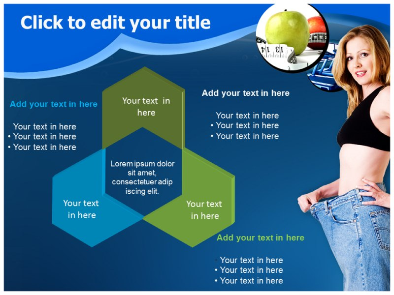 Weight loss Powerpoint Templates Powerpoint Presentation On Weight loss Template Ppt Background On Weight loss