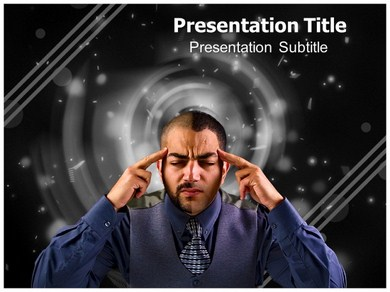 Phobic disorders Powerpoint Templates