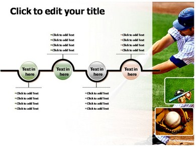baseball leauge powerpoint templates powerpoint presentation on