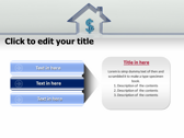 Property Investment power Point Backgrounds