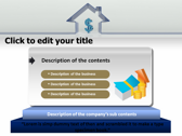Property Investment power Point theme