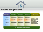 Property Investment pptthemes