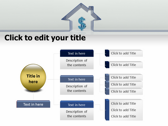 Property Investment ppt themes template