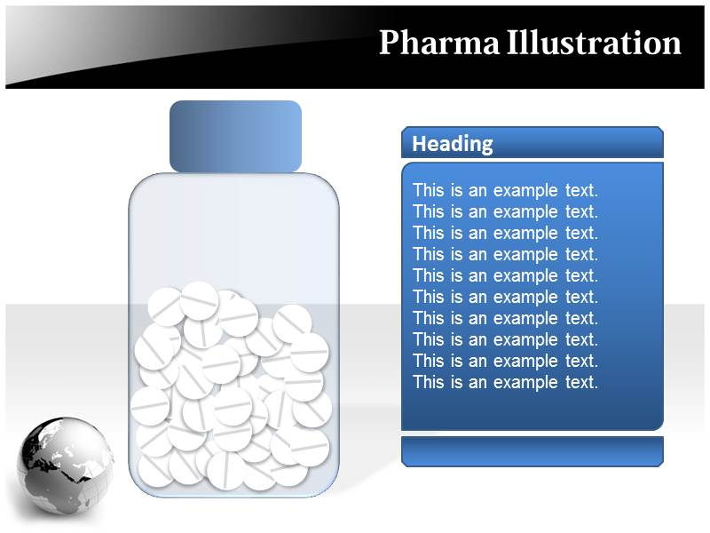 PHARMA ILLUSTRATION Powerpoint Templates
