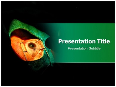 Foreign Body In Eye Powerpoint Templates
