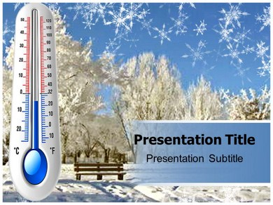 Weather Navigational Instruments Powerpoint Templates