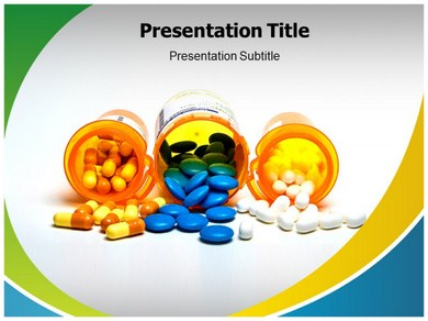 Medicines Powerpoint Templates