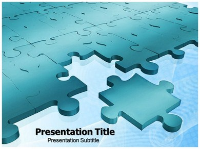 Puzzle Craft Powerpoint Templates