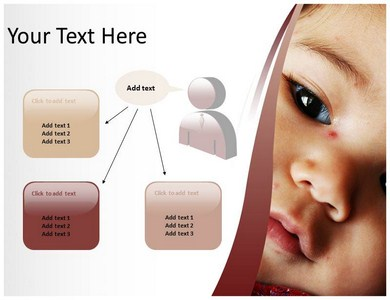 Chicken Pox Powerpoint Templates