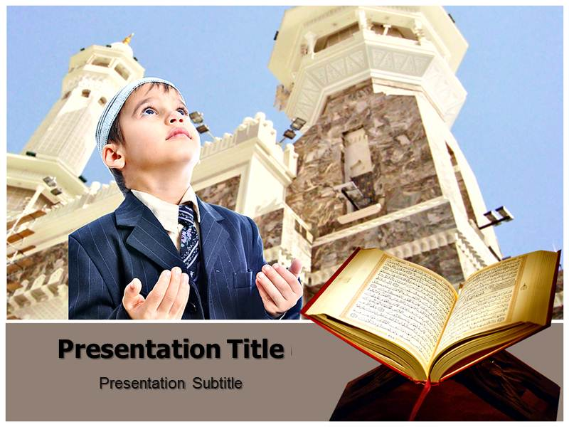 Quran sharif powerpoint templates powerpoint presentation on quran my toneelgroepblik Images