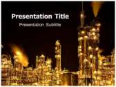 Refinery 1 powerPoint template