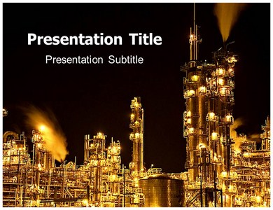 Refinery 1 Templates For Powerpoint