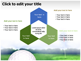 Golf Ball design for power point