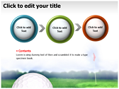 Golf Ball power point download