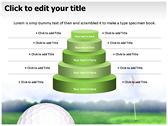 Golf Ball powerpoint slides download