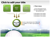Golf Ball powerpoint themes download