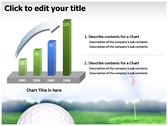 Golf Ball download powerpoint themes