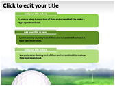 Golf Ball powerpoint download