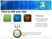 Communication Media powerpoint themes download