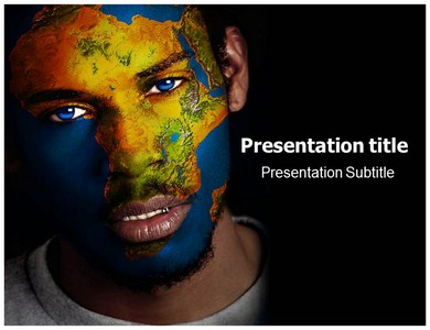 History Of Africa Powerpoint Templates
