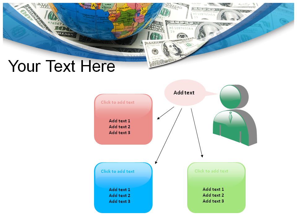 International Money Powerpoint Templates