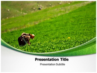 Agriculture Ppt Powerpoints Templates Agriculture Templates