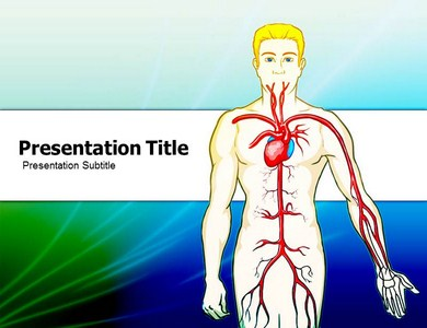 Pulmonary Embolism Powerpoint Templates