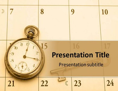 Time Management Tips Powerpoint Templates