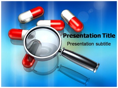 drug discovery Powerpoint Templates