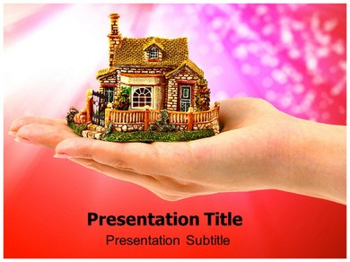Real Esate Powerpoint Templates
