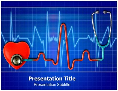Stethoscope Equipment  Powerpoint Templates