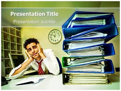 Bureaucracy Powerpoint Templates