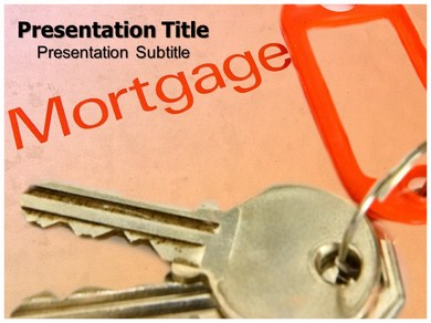 Mortgage 1 Powerpoint Templates