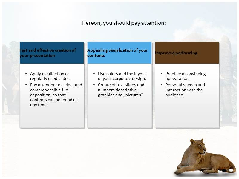 free download ppt on wildlife conservation
