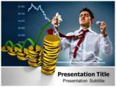 Cost Control powerPoint template
