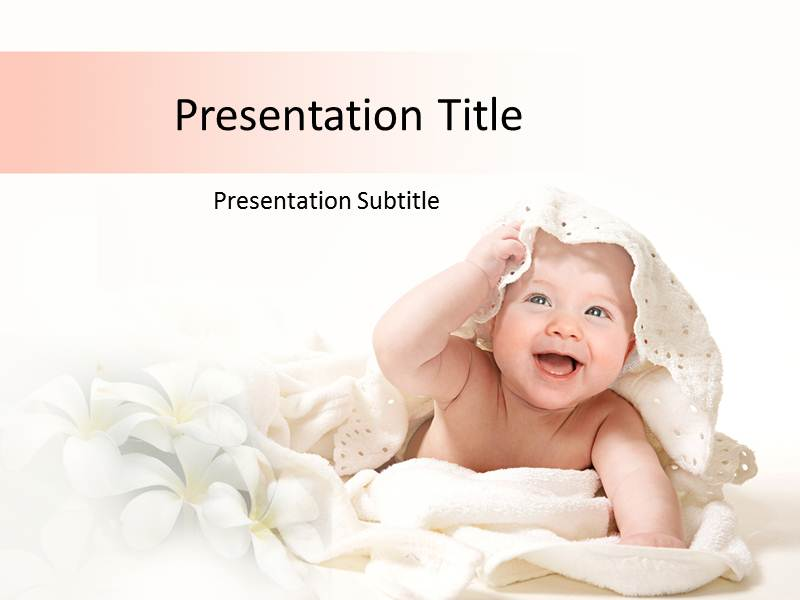 Baby Powerpoint Templates Baby Ppt Template Baby Powerpoint