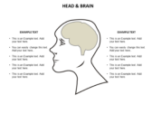 Head Neck power Point Backgrounds