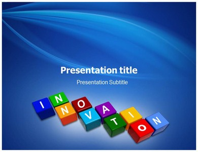 Innovation Powerpoint Templates