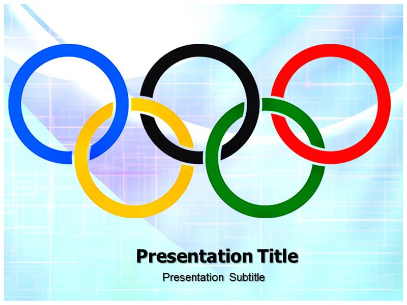 powerpoint ppt templates on olympic powerpoint background for