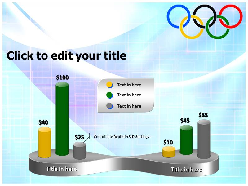 Free Olympic PowerPoint Templates