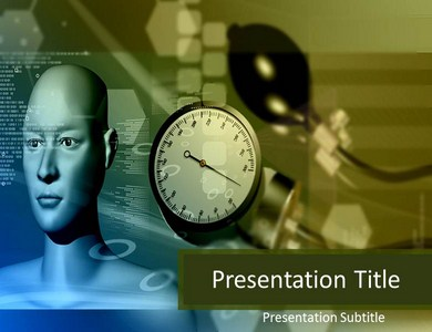 hypertension Cause Powerpoint Templates