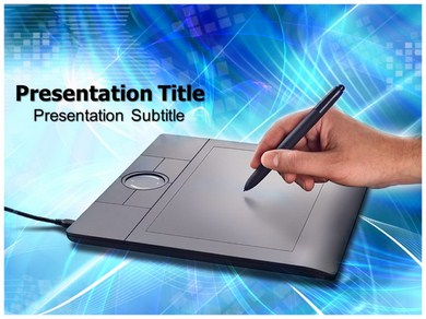 Touchpad  Powerpoint Templates