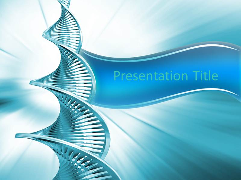 28 Dna Powerpoint Templates Free Download Dna Strands