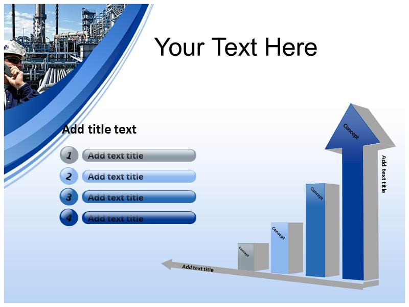 Industry Powerpoint Templates